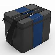 Автомобильная сумка Чёрный-синий