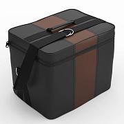 Автомобильная сумка Чёрный-шоколад