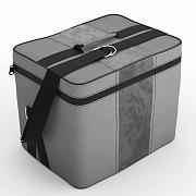 Автомобильная сумка серый-серый