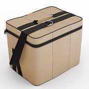 Автомобильная сумка Бежевый-бежевый