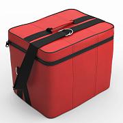 Автомобильная сумка Красный-красный
