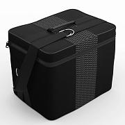 Автомобильная сумка Чёрный-серый
