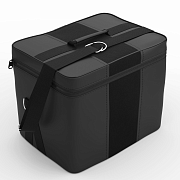 Автомобильная сумка (30х30х20 см), Чёрный-чёрный